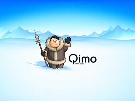 Configura una computadora para niños con Qimo - computadora-ninos