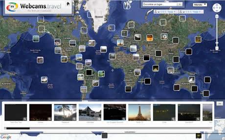 Lugares turisticos, camaras web turisticas en webcams.travel - lugares-turisticos-camaras-web
