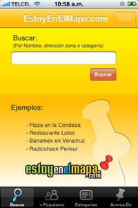 Restaurantes de mexico y otros negocios en tu iPhone - restaurantes-mexico