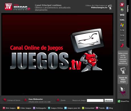 videos videojuegos Videos de juegos y mucho mas en videojuegos.tv