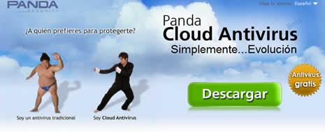 Antivirus gratis, Panda Cloud - antivirus-gratis-panda