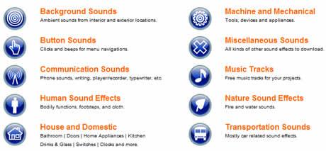 Efectos de sonido descargalos en SoundJay - efectos-sonidos-gratis