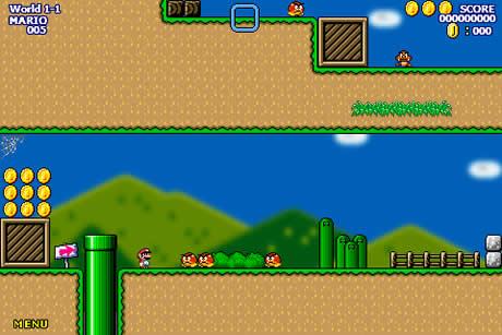 Juegos online, Super mario world - super-mario-world