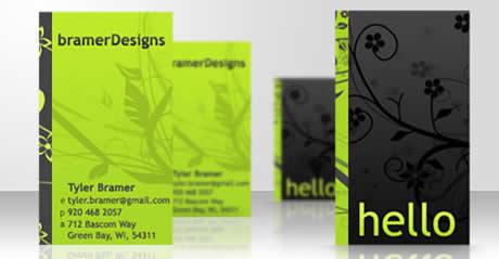 tarjetas presentacion 3 Tarjetas de presentacion, ejemplos de tarjetas hechas con vectores