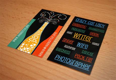 tarjetas presentacion 5 Tarjetas de presentacion, ejemplos de tarjetas hechas con vectores