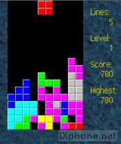 Juegos para celular, Tetris - juegos-celular-gratis-jetris