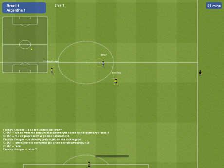Juegos de futbol, Netsoccer2 - juegos-futbol