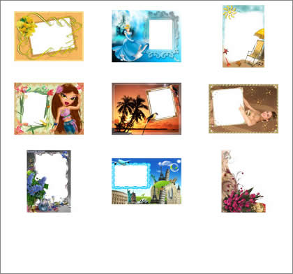 Marcos para fotos en Loonapix Framer - marcos-para-fotos-gratis