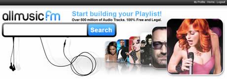 musica online allmusic Escuchar musica online en Allmusic.fm