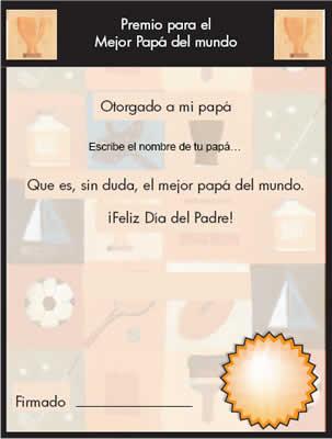 regalos dia del padre Tarjetas del dia del padre y otros regalos por HP