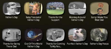 Tarjetas del dia del padre 2009 - videos-dia-del-padre