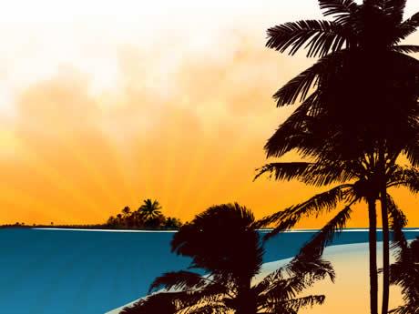 Fondos de playa, 15 wallpapers para el verano - 13-fondos-de-playas