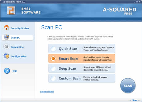 descargar antivirus gratis Antivirus gratis, A Squared