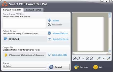 pdf a word Convertir archivos PDF a Word