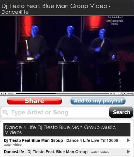 Videos de musica en PickMusic - videos-musica-online