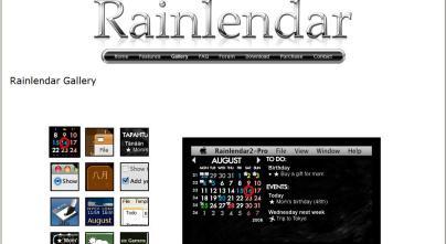 Organiza Todos Tus Eventos con Rainlendar - Calendario