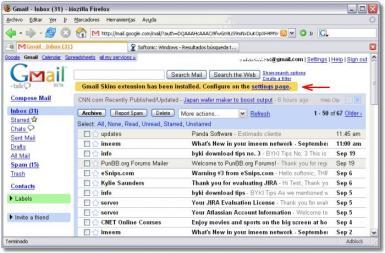 Gmail Sigue Aumentando Su Número De Usuarios - Gmail