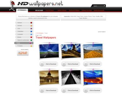 Cambia El Wallpapers De Tu Escritorio Con HD Wallpapers - Imagen-De-HDwallpapers