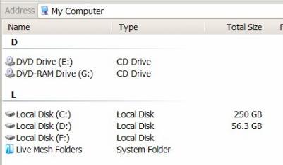 Personaliza Tus Unidades Lectoras Con Driver Namer - Interfaz-Drives-Namer