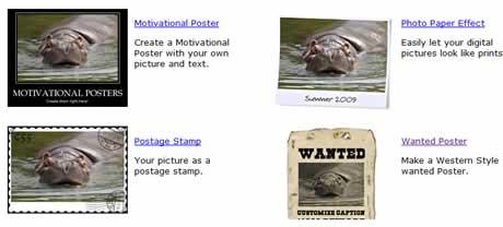 efectos para fotos Efectos para fotos en Tuxpi