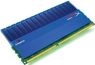 Memorias Kingston HyperX DDR3 - kingstonddr3
