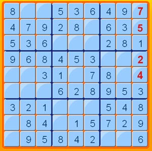 Aplicación Sudoku Mobile - sudoku