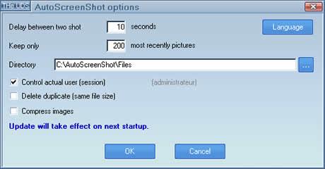 Vigila tu computadora con AutoScreenShot - capturas-de-pantalla