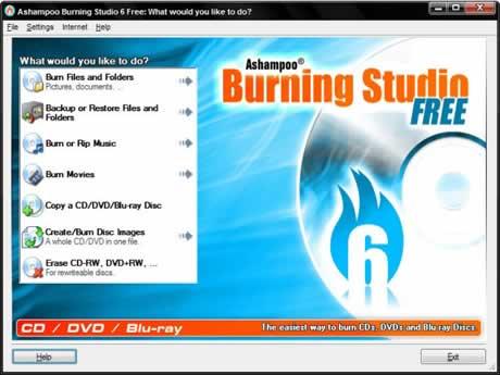 Grabar dvd, cds y bluray con Ashampoo Burning studio free - grabar-dvd-cd-blu-ray