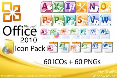 Iconos gratis, microsoft office 2010 - iconos-office-2010-gratis