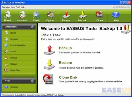 respaldar informacion Respaldar informacion con EASEUS Todo Backup