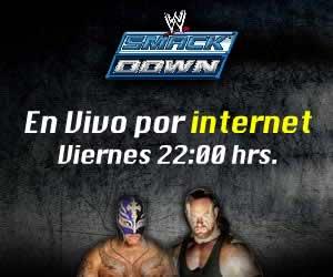 smackdown en vivo WWE SmackDown online, 9 de Octubre