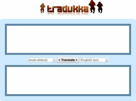 traductor online Traducir textos online en Tradukka