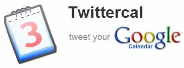 Agregar eventos a google calendar desde tu twitter con TwitterCal - twittercal