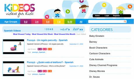 Videos para niños en Kideos - videos-de-ninos
