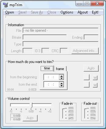 Editar mp3 con mpTrim - editar-mp3