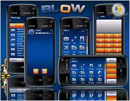 temas nokia s60 BlowSito Temas nokia N97, +10 excelentes temas