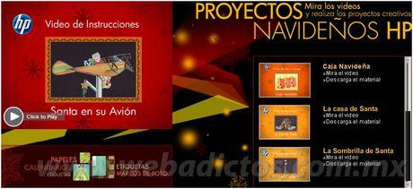 Adornos de navidad con Proyectos Creativos de HP - adornos-navidad