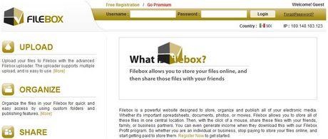 Compartir archivos online con FileBox - compartir-archivos