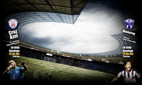 Monterrey vs Cruz Azul en vivo, partido de vuelta - cruz-azul-monterrey