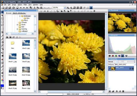 editor de fotos Editor de fotos, Stylepix