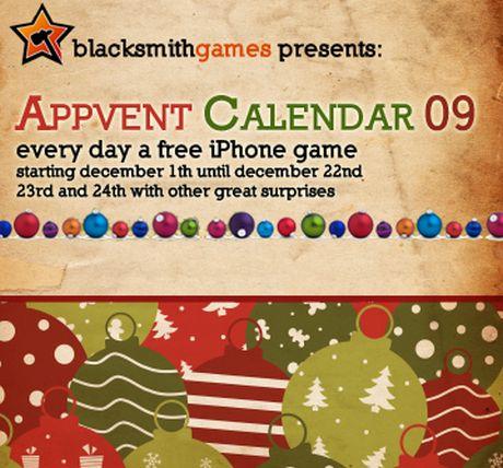 Juegos iphone gratis en Diciembre, AppVentCalendar - juegos-iphone-gratis