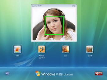 Iniciar sesión en windows vista con tu WebCam! - reconocimiento-rostros-windows-vista
