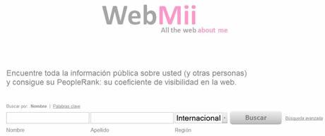 Buscar personas en Webmii.com - buscar-personas