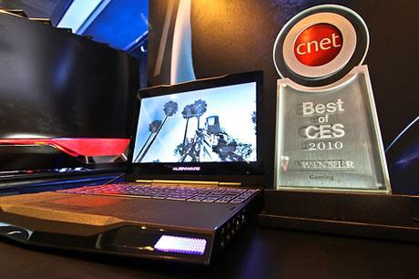 Dell presenta nuevos productos en CES 2010 - dell-ces-2010