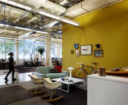 facebook oficina1 Nuevas oficinas de Facebook