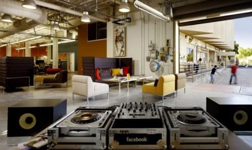 facebook oficina3 Nuevas oficinas de Facebook