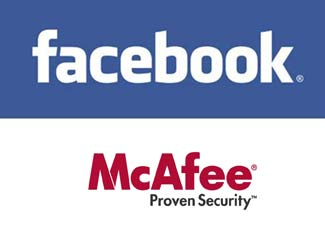 mcafee facebook Antivirus gratis McAfee para usuarios Facebook