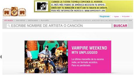 musica y videos mtv Videos de musica, MTVmusica.com