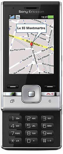 Sony Ericsson T715, Social Media Phone - sony-t715