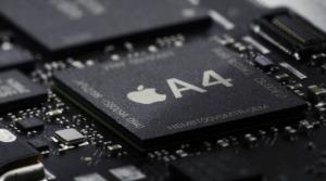 El chip que llevará el iPad pudo haber costado cerca de mil millones de USD - A4-300x167